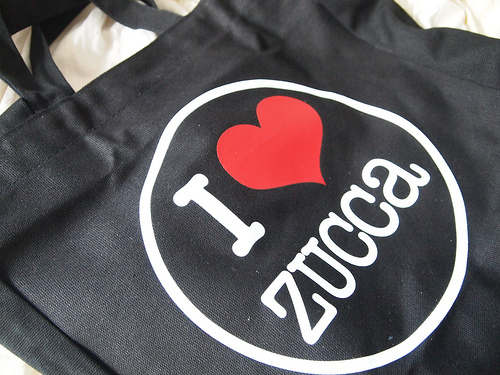 こども荷物はZUCCAのバッグにまとめて in