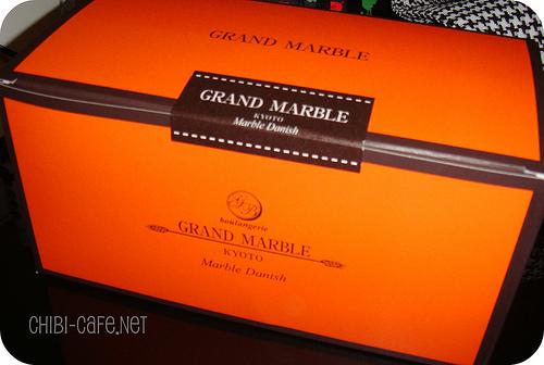 京都の人気デニッシュ店「グランマーブル」がネットで買える♪