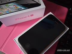 iphone4s(あいふぉんふぉーえす)で遊んでみる
