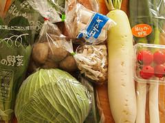 宮崎県産の野菜セット