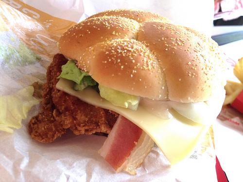 草食女子におすすめ マクドナルドの【限定】ビッグチキン
