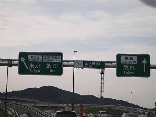 新東名(新東名高速道路)を走ってみました