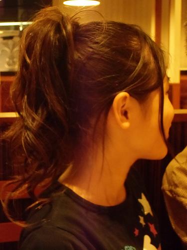 大学の学園祭でヘアメイク&ネイル