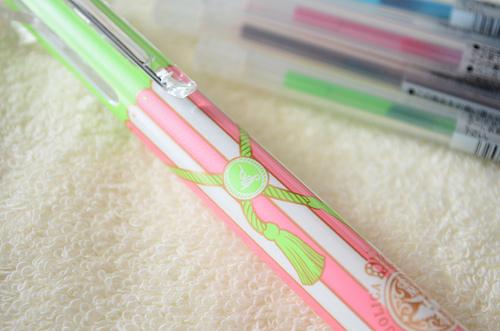 資生堂マジョリカマジョルカ(マジョマジョ)のボールペン!