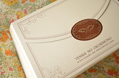 2013 バレンタイン 「パティスリー天使のおくりもの」の生チョコを食べてみました!