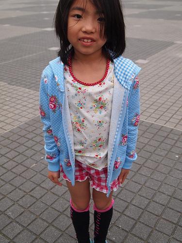 【子供服 * 女の子】ユニクロ&グリーンゲイト コラボTシャツが可愛い!
