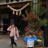 2014年 「みのかも日本昭和村ハーフマラソン大会」 OS☆U ぴーとも&みかりん応援!