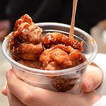 味噌からあげ「彩音(あやね)」 大須総本店で食べました!