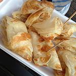 大須の momo kitchen でモロッコのクレープ ムスンメンを食べました