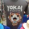 子供に大人気の妖怪ウォッチ Tシャツ&パーカーがかわいい♪
