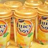 豆乳っぽくない豆乳入り果汁飲料 サンキスト「Juicy Soy」を飲んでみました