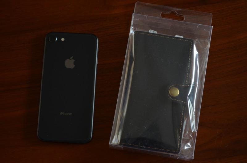 iPhoneとスマホカバー