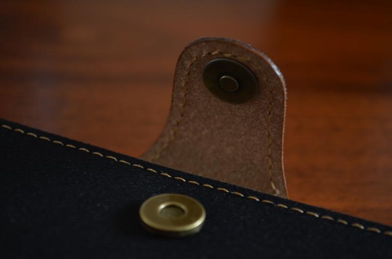スマホケース マグネットタイプのベルト